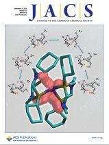 JACS Journal cover