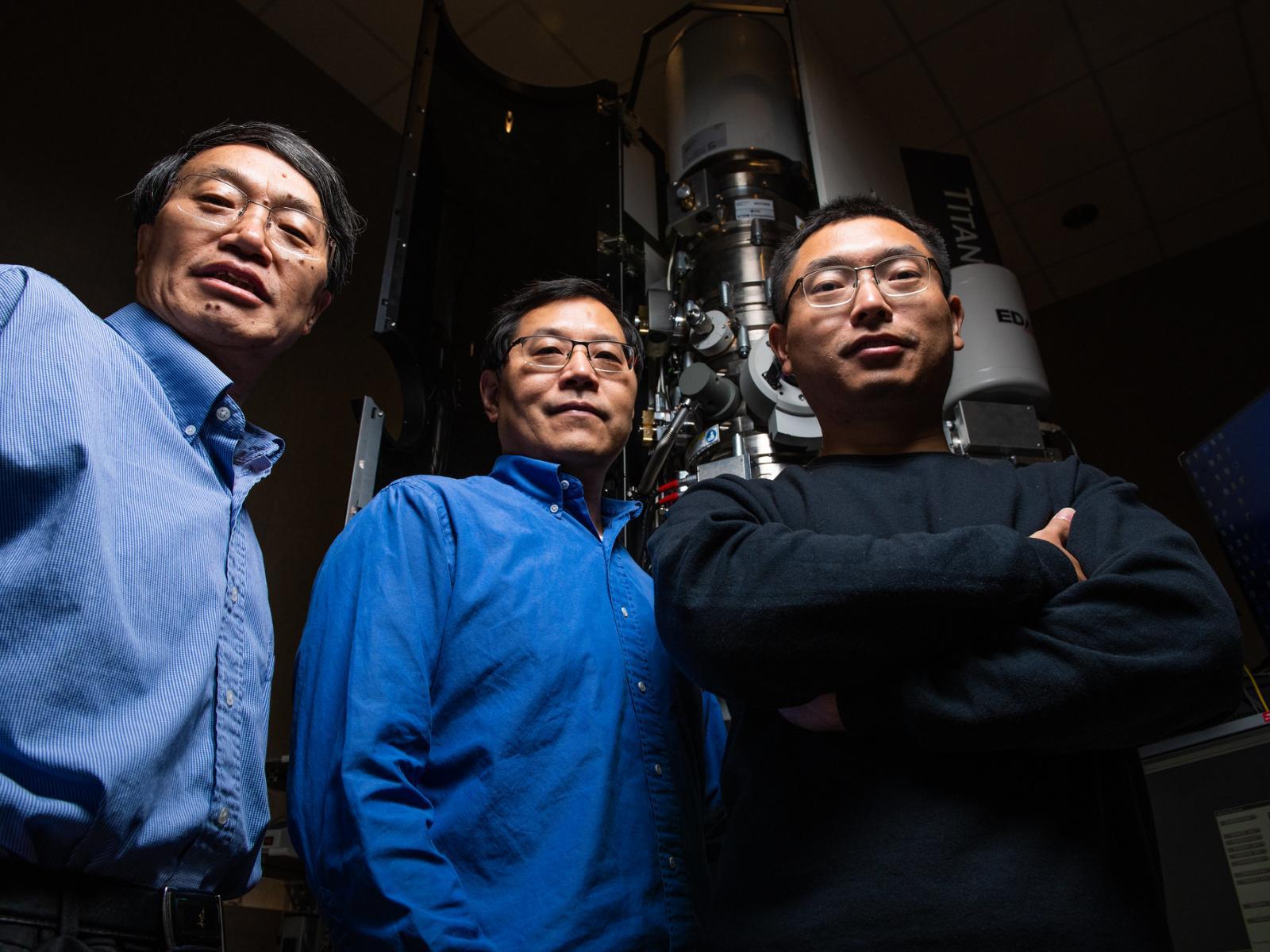Chongmin Wang, Wu Xu, and Yang He
