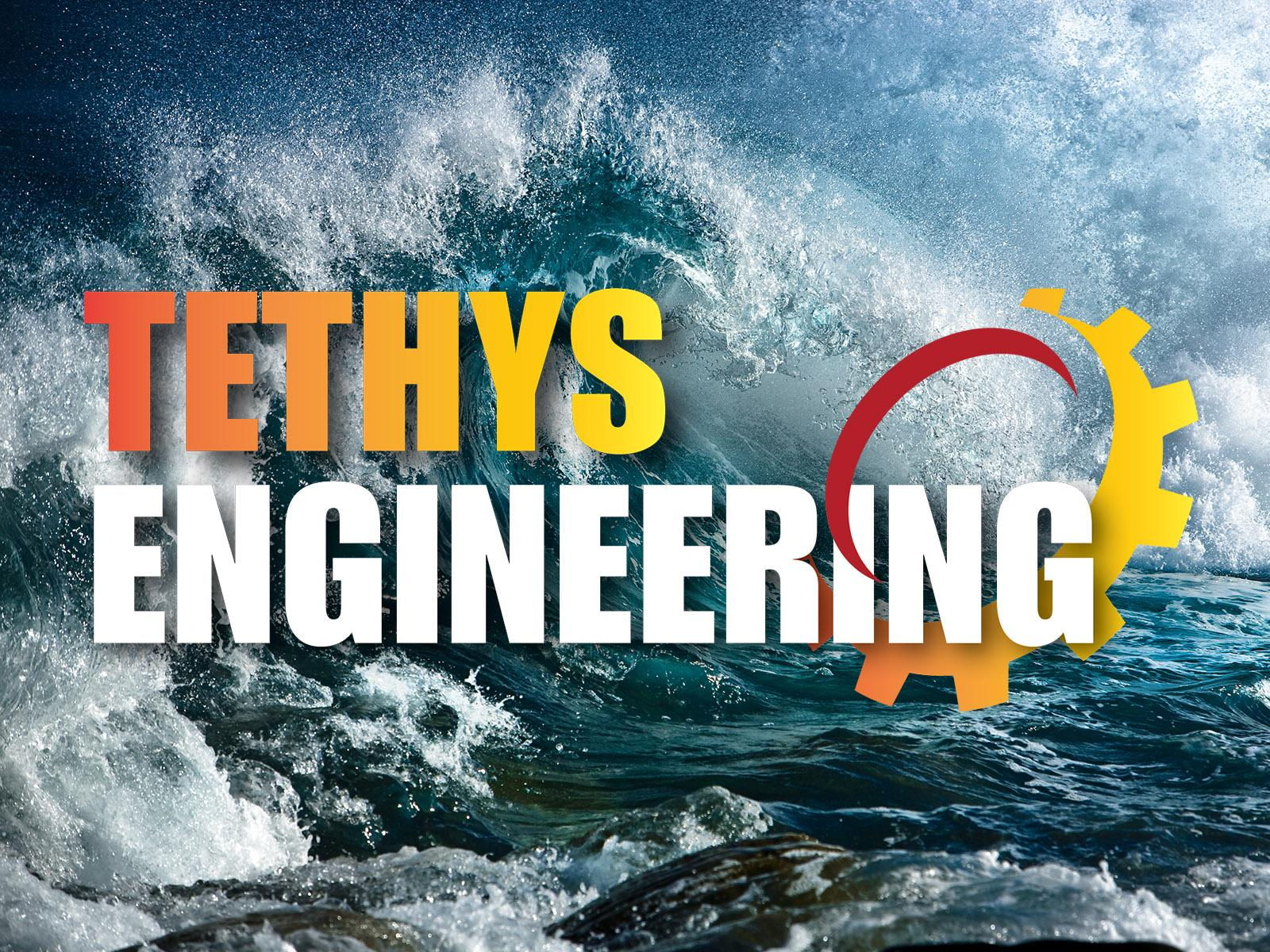 Logo of Tethys Engineering