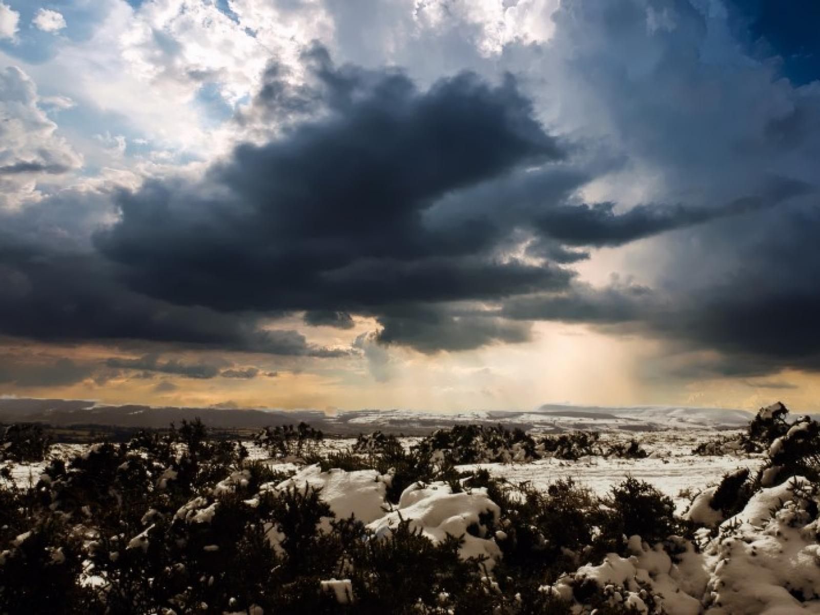 Atmosphere Outpaces Ocean in Driving Extreme Winter Weather