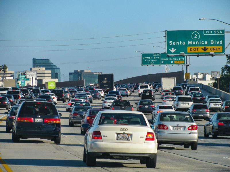 *TranSEC traffic estimator gives traffic engineers current traffic state awareness to help inform infrastructure planning. (Photo by Vince360   Shutterstock.com)*