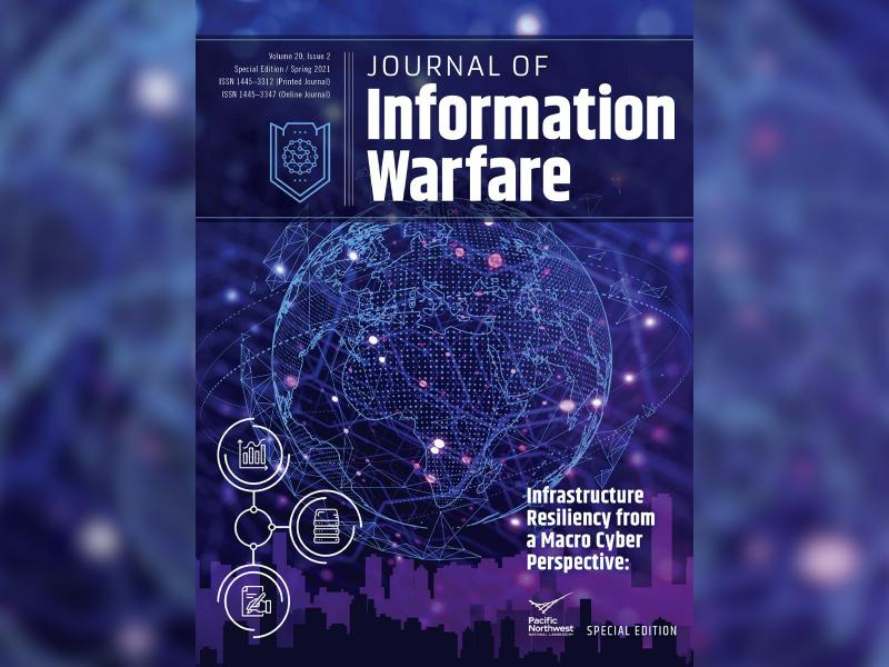 Spring 2021 Journal of Information Warfare Cover