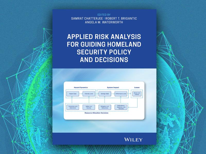 Risk Analysis Book Cover