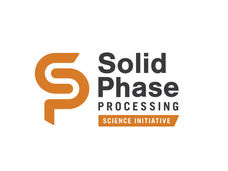 Solid Phase Processing Science Initiative logo