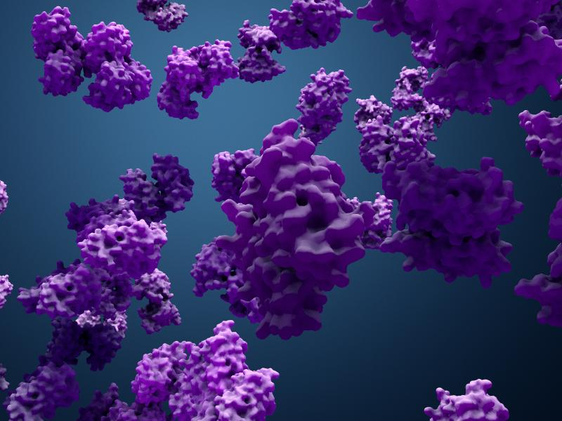 Researchers studied enzymes from the microbe Clostridium pasteurianum to try and find out what drives the phenomenon known as catalytic bias. Image credit | Shutterstock
