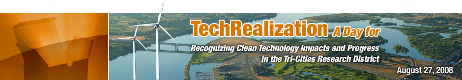 TechRealization - A Day for Recognizing clean technology impacts and progress in the Tri-Cities Research District